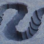 La Memoria III, 2008-10 Ceramic, Detail  View