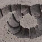 La Memoria IV, 2008-10 Ceramic, Detail View