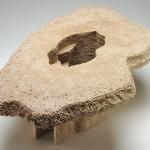 """Remanso de Paz, 2007 Ceramic, 8"""" x 16"""" x 28.5"""""""